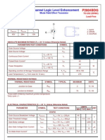 Data Sheet P2804BDG