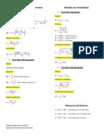 Formula Rio de Proba I
