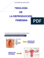 4.- FISIOLOGIA REPRODUCCION FEMENINA