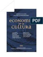 Economia de La Cultura