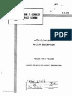 Apollo Saturn V Facility Description Vol. 2