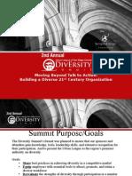 Diversity Summit 08 Board Presentation
