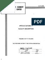 Apollo Saturn V Facility Description Vol. 3