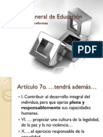 Reformas a Primarias 2011 - 2012