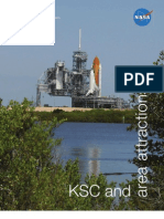 KSC and Area Attractions 2008
