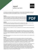 Examiner Report of f4