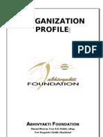 ORGANIZATIONPROFILE avf