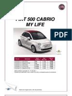 500 Cabrio My Life e5