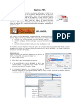 Tutorial PDF Creator