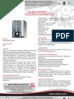 Colibri Expreso Necta 957780 c5 Automatic A 06301003