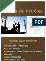 Los Precios del Petróleo 2008