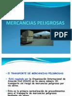PREENTACION MERCANCIAS PELIGROSAS
