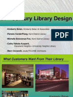 21st Century Library Design