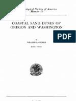 Coastal Sand Dunes of Oregon and Washington