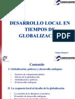 Desarrollo Local en Tiempo de Globalizacion