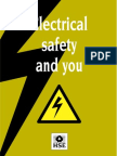 Hse Elec Safety and You
