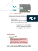 Descripción y uso del PLC LOGO 230 RC Siemens