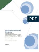 Proyecto de Estatika