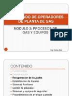 MODULO 3-3 - Recuperación licuables