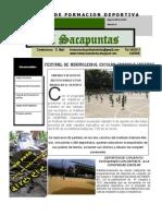 SACAPUNTAS 2 EDICION