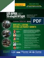 LED JAPAN Conference Brochure Final 071411