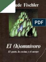 Fischler Claude - El (H)Omnivoro