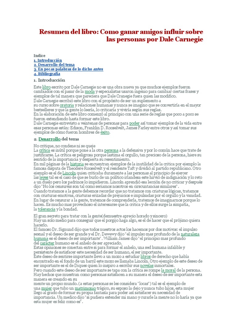 Resumen Del Libro