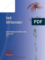 Local Self Governance English