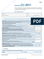 2011 Quebec Tax Forms