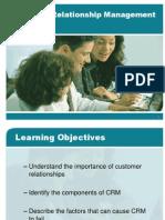 Customer Relations Management (CRM)