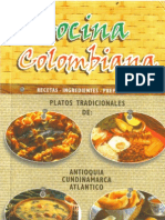459. Cocina Colombiana