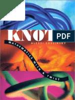 21191627 Knots Mathematics With a Twist