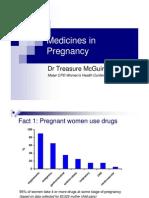 Medicines in Pregnancy