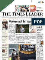 Times Leader 08-07-2011