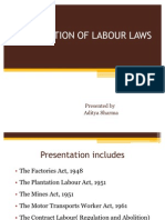 5 Introduction of Labour Laws