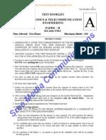 Electronics Paper 2