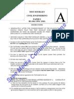 Civil Paper 1