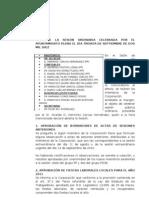 Acta de Pleno Municipal (30/09/2010)