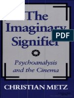 Psychoanalysis and the Cinema