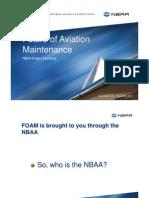 Future of Aviation Maintenance Maintenance