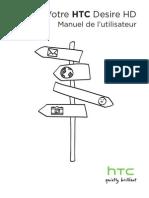 HTC Desire HD French UM