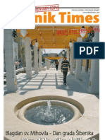 The Sibenik Times (special), September 24th