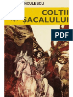 N Franculescu - Coltii Sacalului