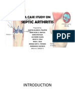 A Case Study on Septic Arthritis