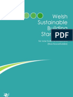Welsh Sustainable Building Standards