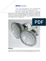 Solid State Lighting- LED Lighting
