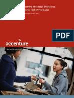 ACN Transforming Retail Workforce