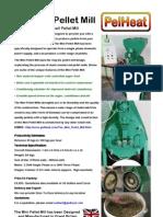 Mini Pellet Mill Brochure