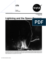 NASA Facts Lightning and the Space Program 1998