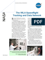 NASA Facts the MILA Spaceflight Tracking and Data Network 2005